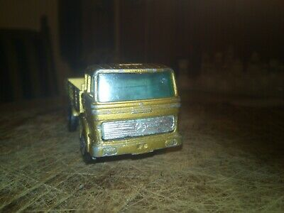 Matchbox Superfast Series N 1, Mercedes Truck, England