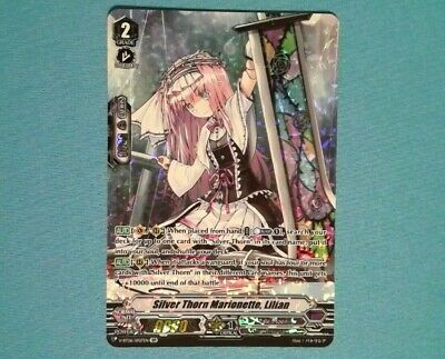 Silver Thorn Marionette, Lillian SP V-BT06 SP07EN x1x NM Cardfight!! Vanguard