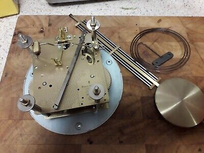 Hermle Mechanical Clock Movement, Non Working, Spares/Repair