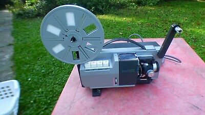 Projector Magnon 800 8mm Vintage Works in Box