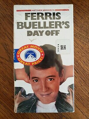 Ferris Buellers Day Off (VHS, 1996)