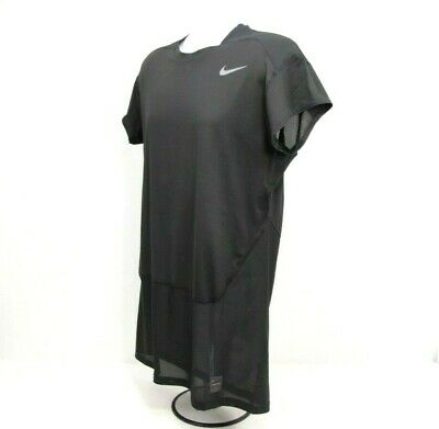 Men's Nike Pro Dri Fit Compression Sleeveless Shirt Black Size 3XL XXXL