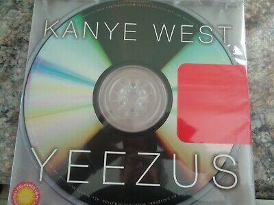 Kanye West Yeezus One Lp Promo Rarity On Vinyl And Tough To Find!!