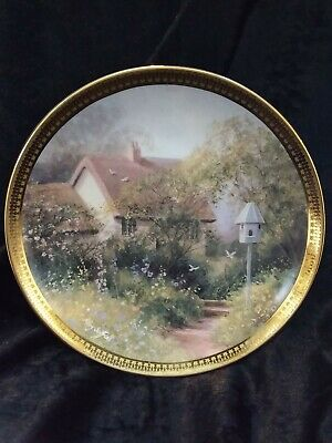 Royal Doulton Dove Cottage Display Plate
