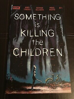 Something Is Killing The Children #1 (2019) Cover A Low Print🔥🔥🔥 NM+