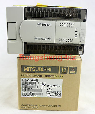 1PC Mitsubishi PLC MODULE FX2N-32MR-001 New In Box