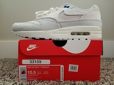 Details about Authentic Nike Air Max 1 Atmosphere GreyFresh MintBlackWhite AH8145 015 READ