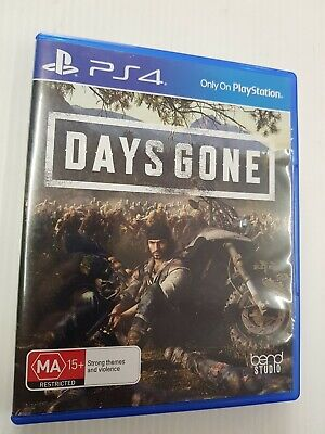 Ps4 Days Gone Game
