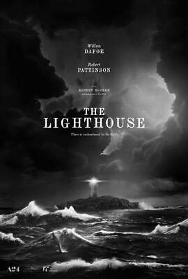 THE LIGHTHOUSE great original 27x40 D/S movie poster VERY LOW INVENTORY (th55)