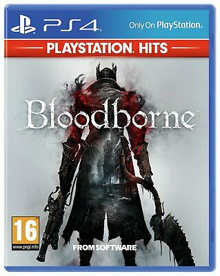 Bloodborne Sony Playstation PS4 Hits Game 18+ Years