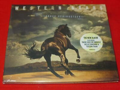 Western Stars [Digipak] by Bruce Springsteen (Jun 14, 2019, CD)