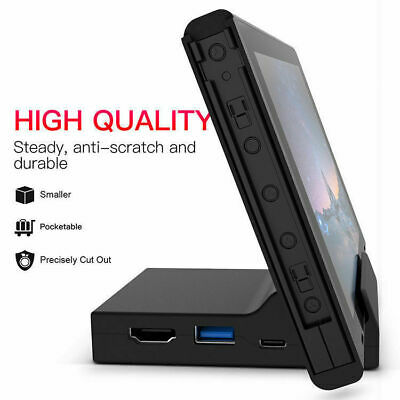Mini Portable Replacement Charging Dock Station for Nintendo Switch Joy-Con US