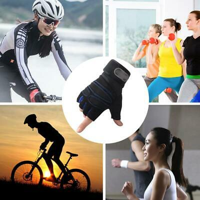 Gym Body Building Training Fitness Glove Sports Weight lifting Workout Exercise