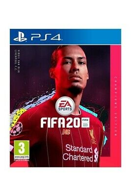 FIFA 20 Champions Edition Sony Playstation PS4 Game