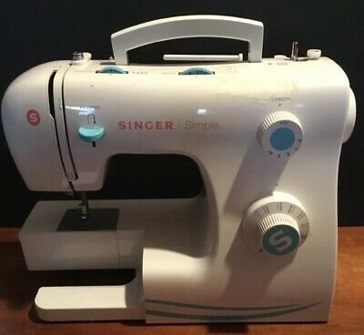 Singer 2263 Simple Sewing Machine AS IS Pedal Not Included Tested Working