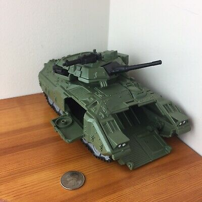 "M31 MICRO MACHINES Loose Galoob LGTI GREEN TANK 1996 vintage 8.5"" playset"