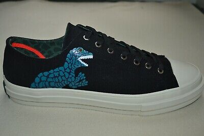 Paul Smith PS Mens KINSEY DINO Trainers UK 9 US 10 New