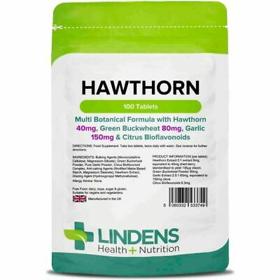 Hawthorn Protective Antioxidant Formula Tablets support normal heart function
