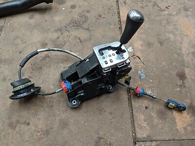 2006-2010 Peugeot 407 Coupe 2.7 Hdi Automatic Gear Selector 9680843280