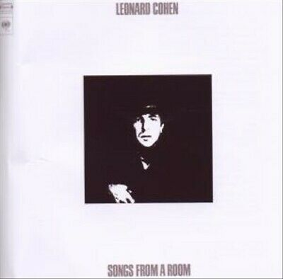 Leonard Cohen - Songs from a Room ZUSTAND SEHR GUT