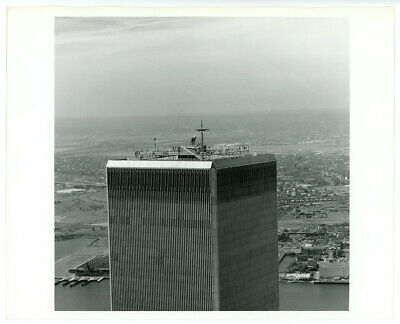 World Trade Center Official 1985 Port Authority Aerial Photo