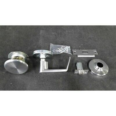 Schlage ND25D RHO 626 Heavy Duty Exit Lever Set Satin Chrome 2-3/4in Backset