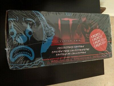 It Chapter 2 Pennywise Funko Pop Box Set Hot Topic Exclusive Sealed Box