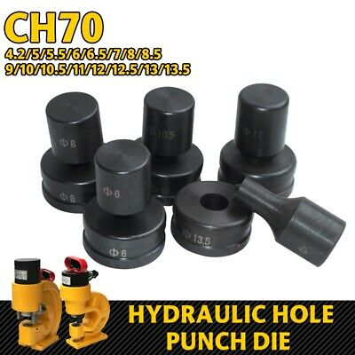 1set  12.5mm Punching machine die Hydraulic punch die CH-60 up and down mold