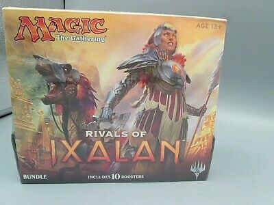 MTG Magic the Gathering Rivals of Ixalan Bundle Pack 10 Booster Bundle
