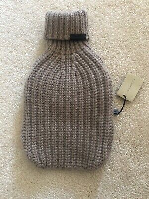 BURBERRY Cashmere Hot Water Bottle Cover BNWT