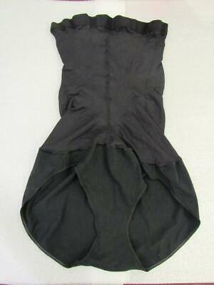 (NWOT SPANX by SARA BLAKELY BLACK HIGH POWER BRIEF BODY SHAPER sz D)