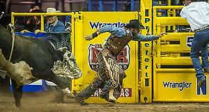 2019 National Finals Rodeo Saturday December 14 - Performance #10