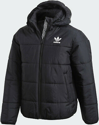 Jacket Adidas Originals ED7821 Jacket Black/Whiref Fashion Junior Fashion