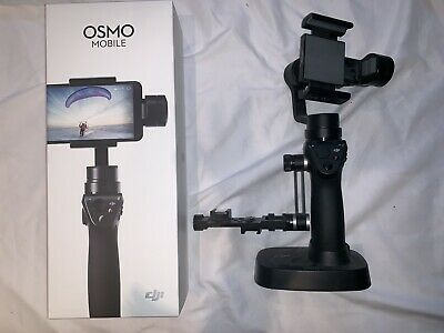DJI Osmo Mobile Gimbal Stabilizer for Smartphones +ACCESSORIES: Stand, Extension