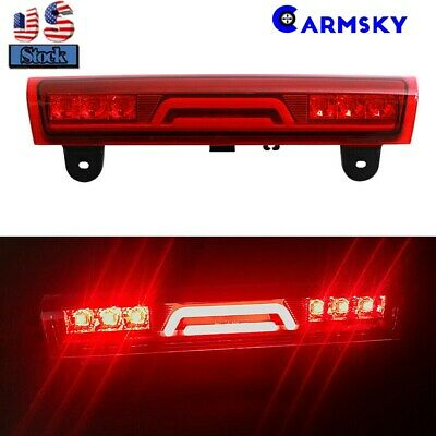 LED 3rd Red Tail Brake Light Lamp Match For 00-06 Chevy Tahoe Suburban GMC Yukon