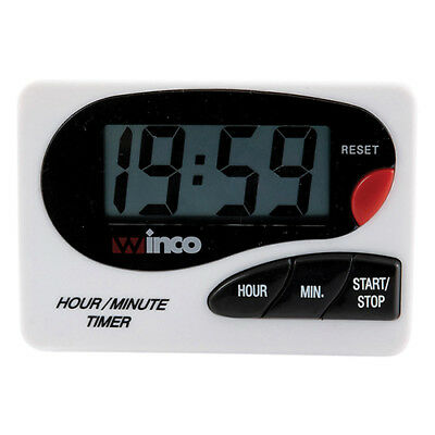 Winco TIM-85D, Large Hour-Minute LCD Digital Timer