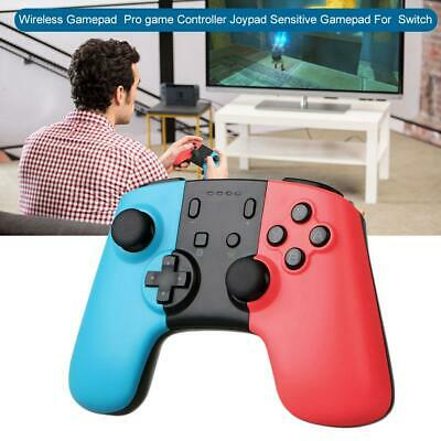 Wireless Bluetooth Gaming Contoller Gamepad Joypad Remote for Nintendo Switch