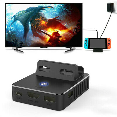 For Nintend o Switch HDMI Video Converter Base Switch Portable TV Base Converter
