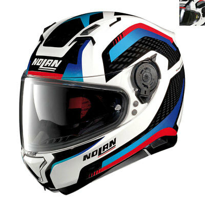 New - Nolan N87 Arkad Full Face Motorcycle Helmet