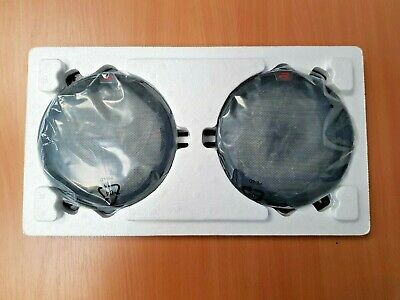 Alpine Type-R Speaker Grilles (Pair) with Fitting Kit