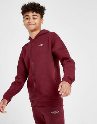 New Mckenzie Kids' Essential Full Zip Through Hoodie