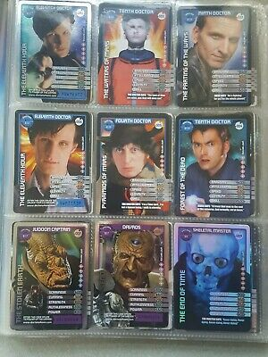 Dr Who, Monster Invasion volume 1. 001 To  165, all complete, And all the ULTIMA