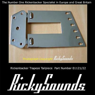 Trapeze Tailpiece and Bracket  For Rickenbacker 6 or 12 string Guitars- New