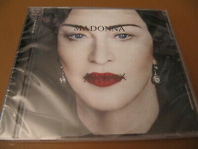 Madonna Madame X CD US EDITION Brand New Sealed
