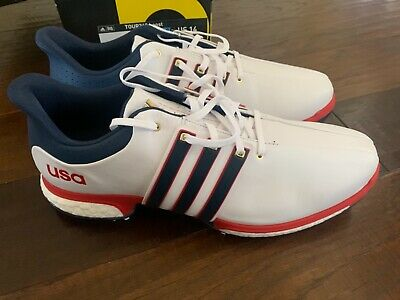 adidas mens golf shoes size 14 medium tour360 boost