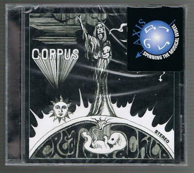 Corpus - Creation A Child (New & Sealed) Cd Album