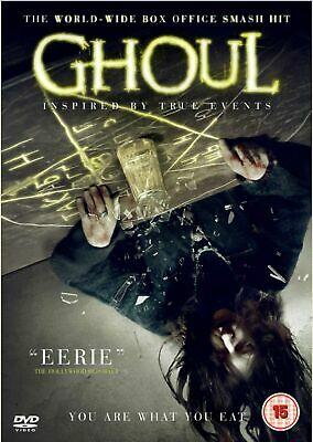 Ghoul [DVD] Scary Horror Movie - NEW - Gift Idea -