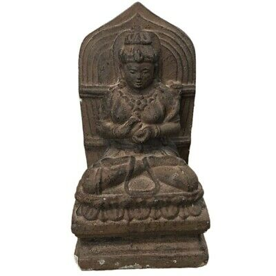 VERY RARE GANDHARA ANCIENT STONE STATUE 200-400 AD (Large Size)