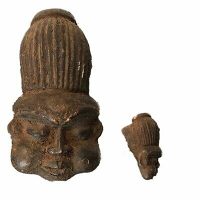 Ultra Rare Huge Stone Age Ancient Neolithic Anthromorphic Vinca Bust 4500BC