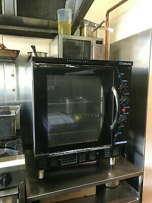 Moffat Bakbar Turbofan 32  Commercial Combi Oven Steam